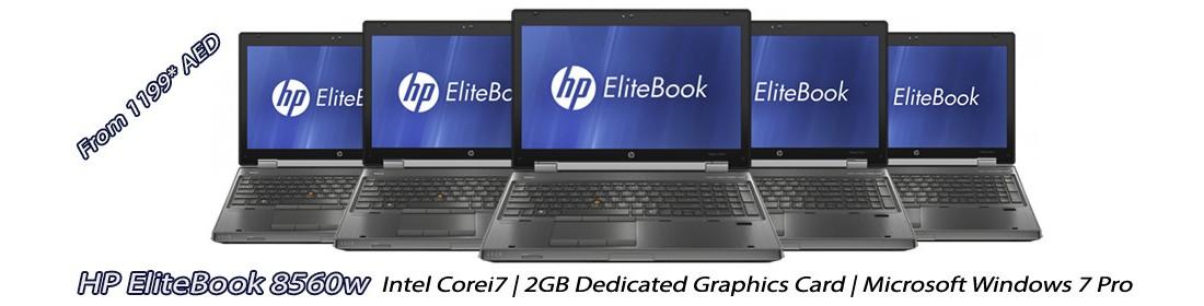HP EliteBook 8740w,Intel Core i7