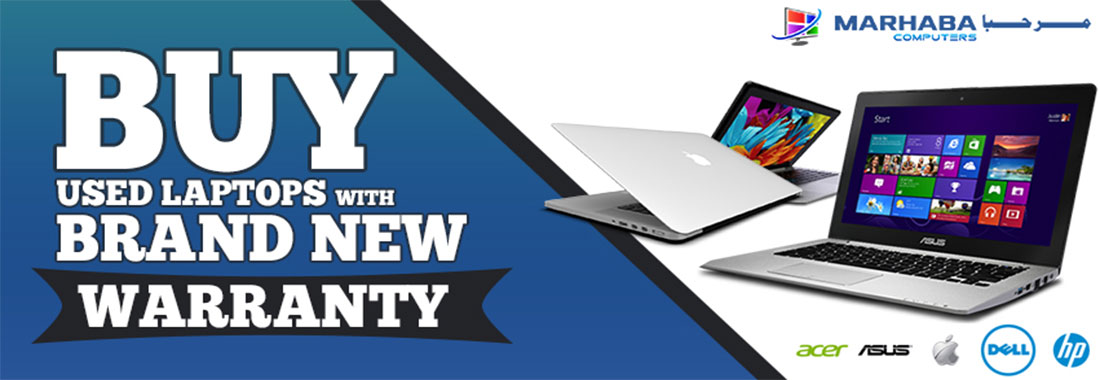 Buy Used Laptops with Warranty