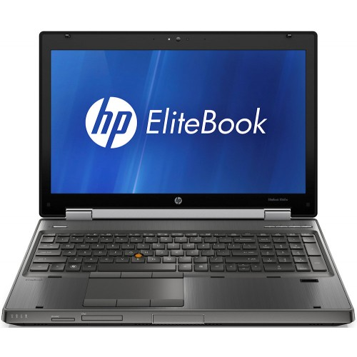 HP EliteBook 8560w, Mobile work station, Intel Core i7