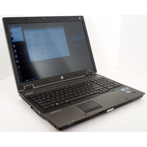 HP EliteBook 8740w,Intel Core i7